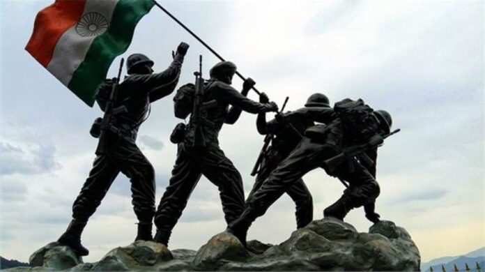 वीर सैनिकों