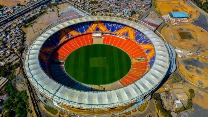 Sardar Patel Stadium, Ahmedabad