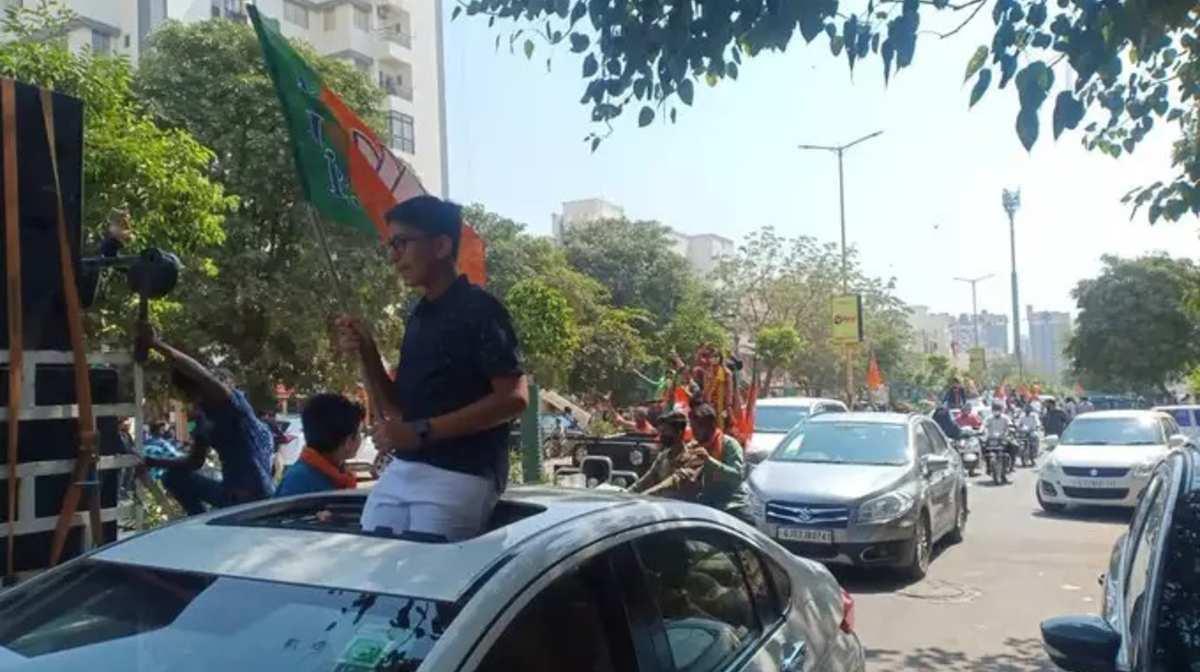 Gujarat Corporation Election