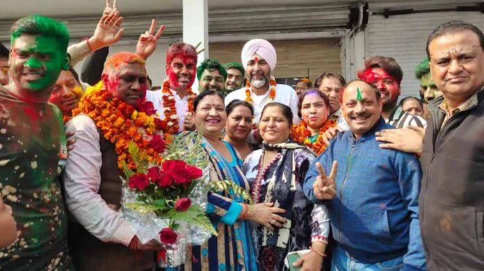 Punjab Municipal election