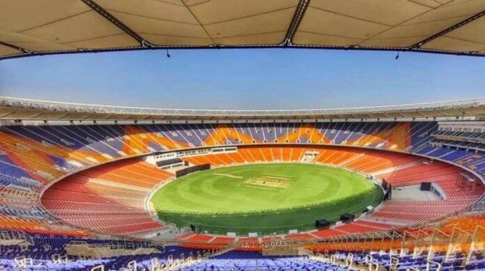 Cricket Stadium Motera
