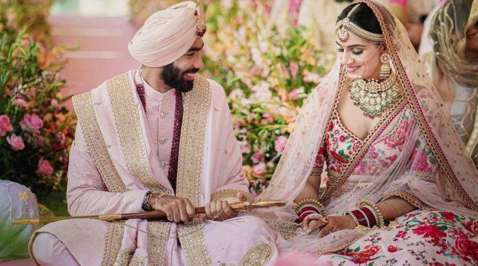 Bumrah Marriage