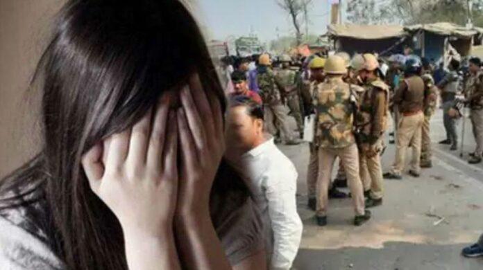 Kanpur gang rape victim