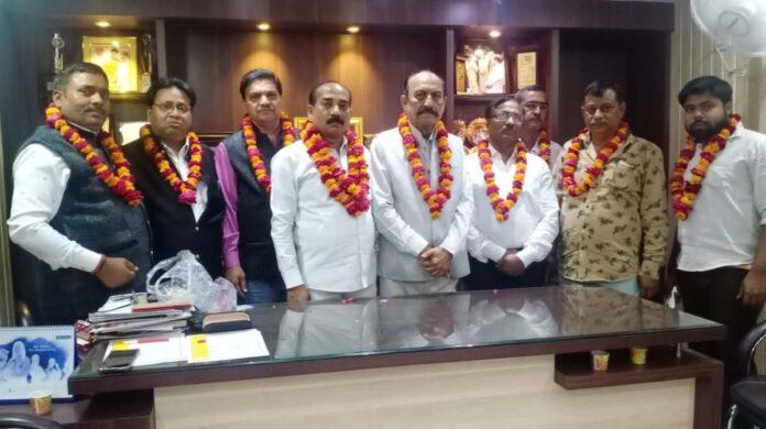 Uttar Pradesh Adarsh Vyapar Mandal