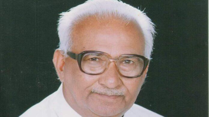 Bhagwatidhar Vajpayee