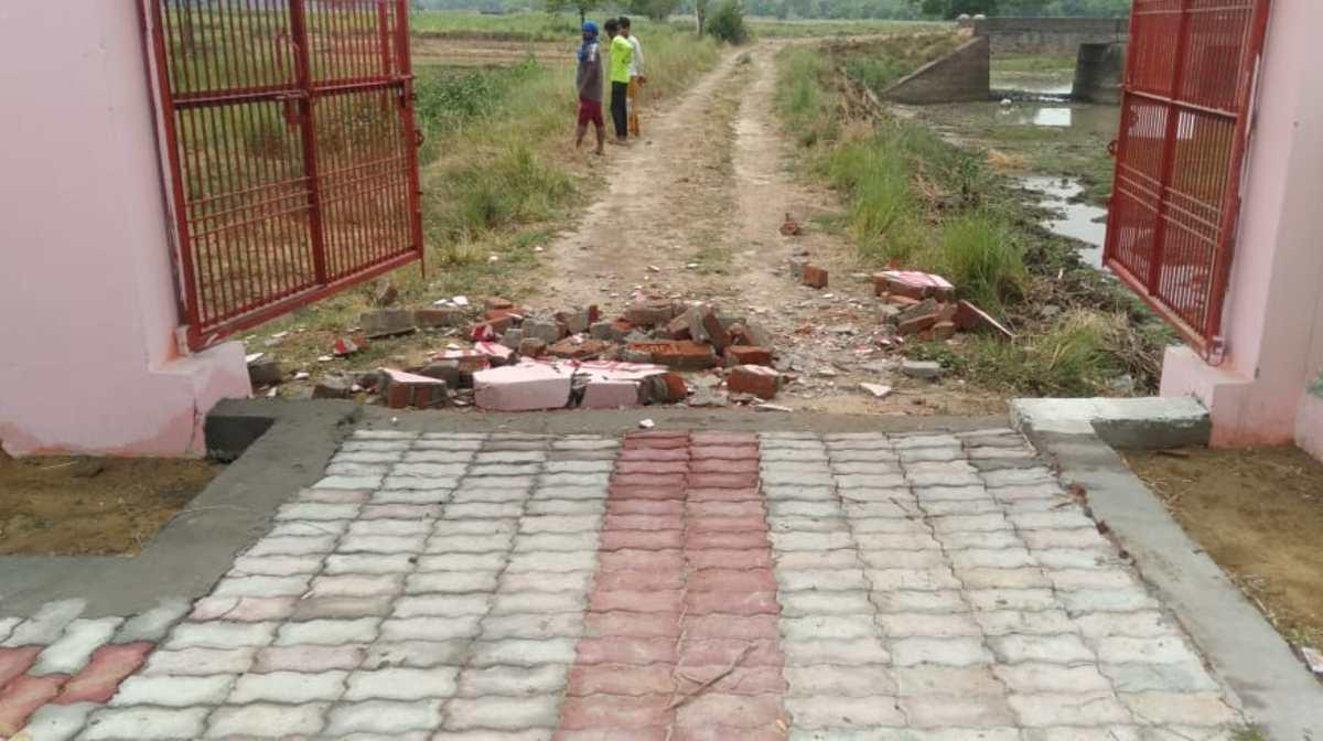 crematorium ghat belghat
