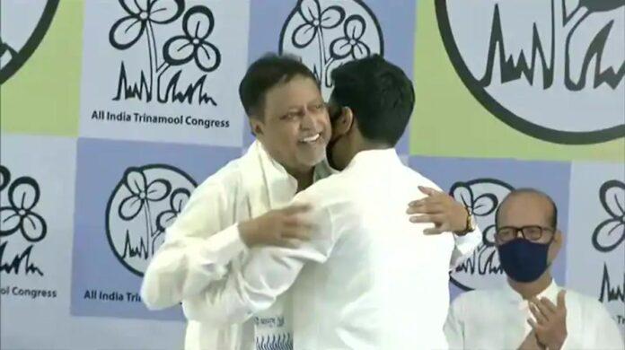 Mukul Roy joins TMC