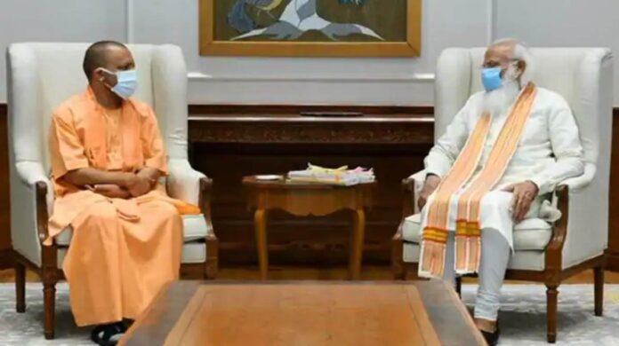 PM Modi-Yogi Meet