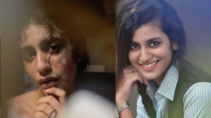topless picture of Priya Prakash