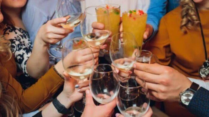 Liquor party