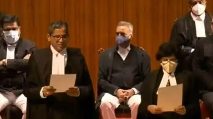 Supreme Court 9 judges oath