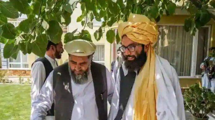 Taliban Pakistan Kashmir interference denial
