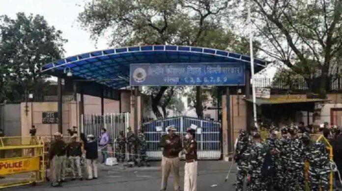 Tihar Jail Prisoners Violent Clashes