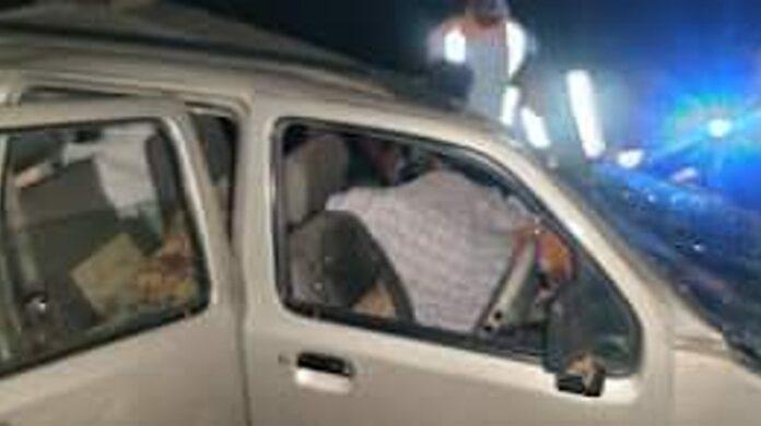 basti road accident